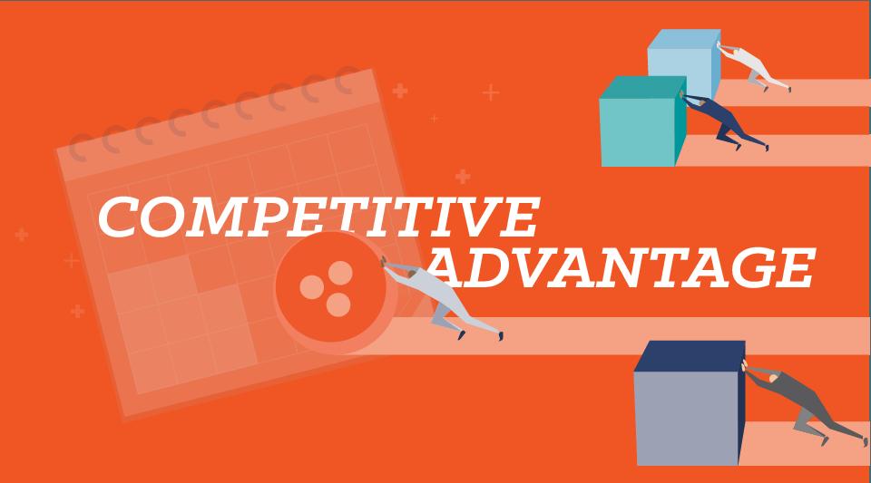 Acquire a competitive advantage